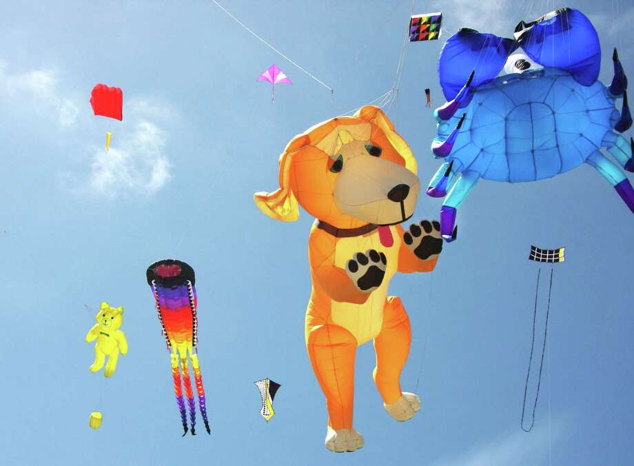 Professional kite fliers will be on hand for Fest of Tails at Cross Creek Ranch. Photo: Cross Creek Ranch