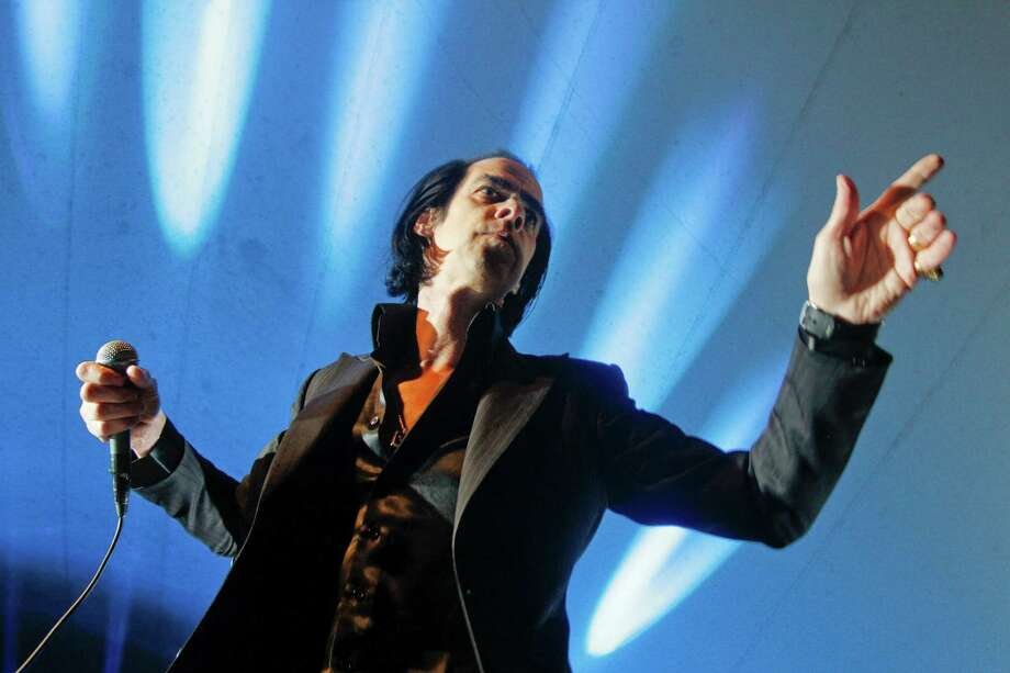 "Musician Nick Cave's creative process is examined in the film ""20,000 Days on Earth."" Photo: Jack Plunkett, INVL / Invision"