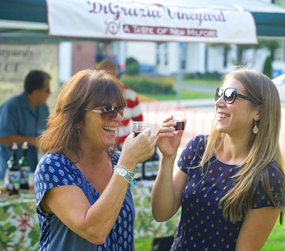 DiGrazia VineyardLocated in Brookfield Photo: Trish Haldin