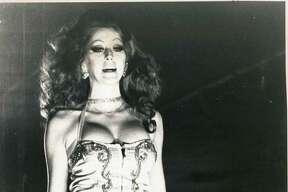 San Antonio's stripper scene in the 1970s