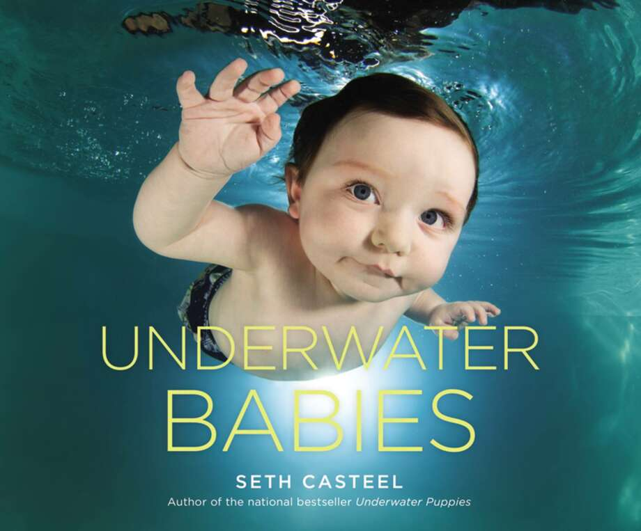 "Few people thought it was possible to see something cuter than Seth Casteel's ""Underwater Puppies,"" but the award-winning photographer has done it again with ""Underwater Babies."" Photo: Seth Casteel"