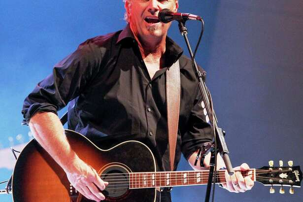 Kevin Costner & Modern West perform at War Memorial Auditorium on April 26, 2014 in Nashville.