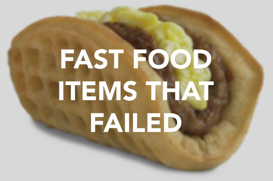 Not every item on a fast-food menu can be a hit.  Read more on Business Insider