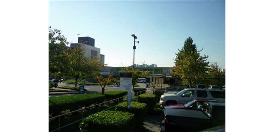 Valley Medical Center in Renton, pictured in a King County Assessor's Office photo. Photo: King County Assessor's Office