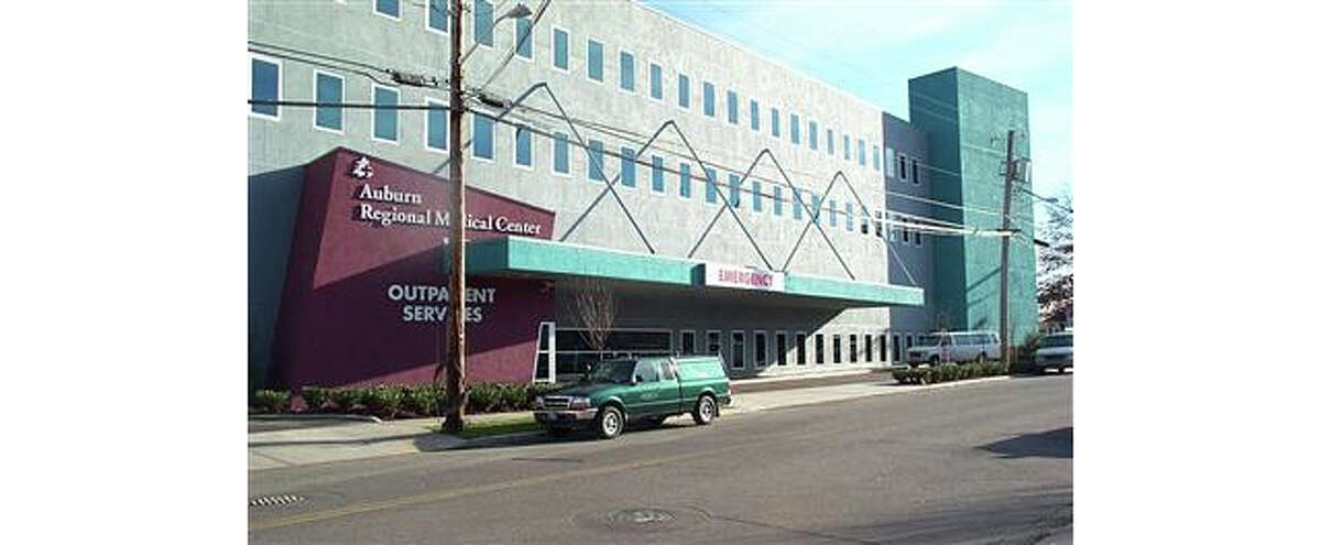 47. Multicare Auburn Medical Center -- Auburn -- 45 percent of patients gave this hospital a