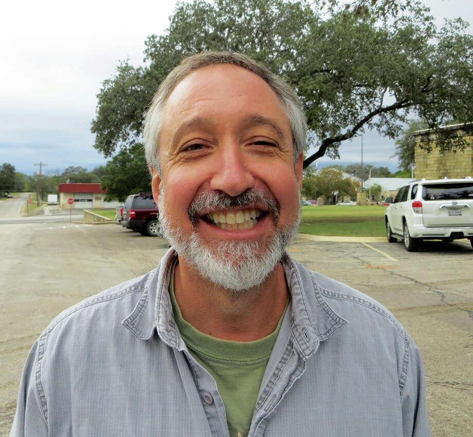 Water projections worry Bandera Mayor John Hegemier. Photo: /San Antonio Express-News / San Antonio Express-News