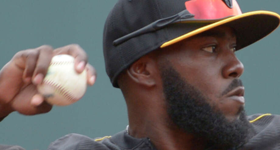 Josh Harrison Harrison was ninth in NL MVP voting. Photo: Micheal E. Keating / Associated Press / FR170759 AP