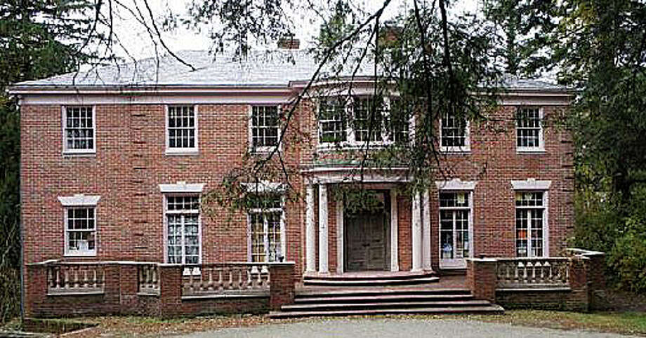 The historic value of the Golden Shadows mansion on the Baron's South property will be studied using a grant sought by the Board of Selectmen. Photo: File Photo / Westport News