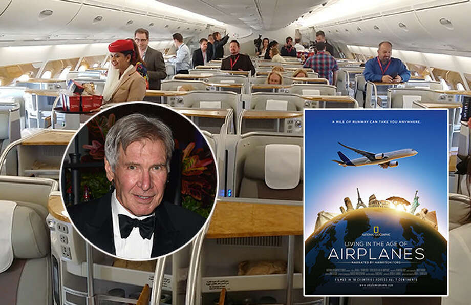 Harrison Ford S Aviation Documentary Living In The Age Of