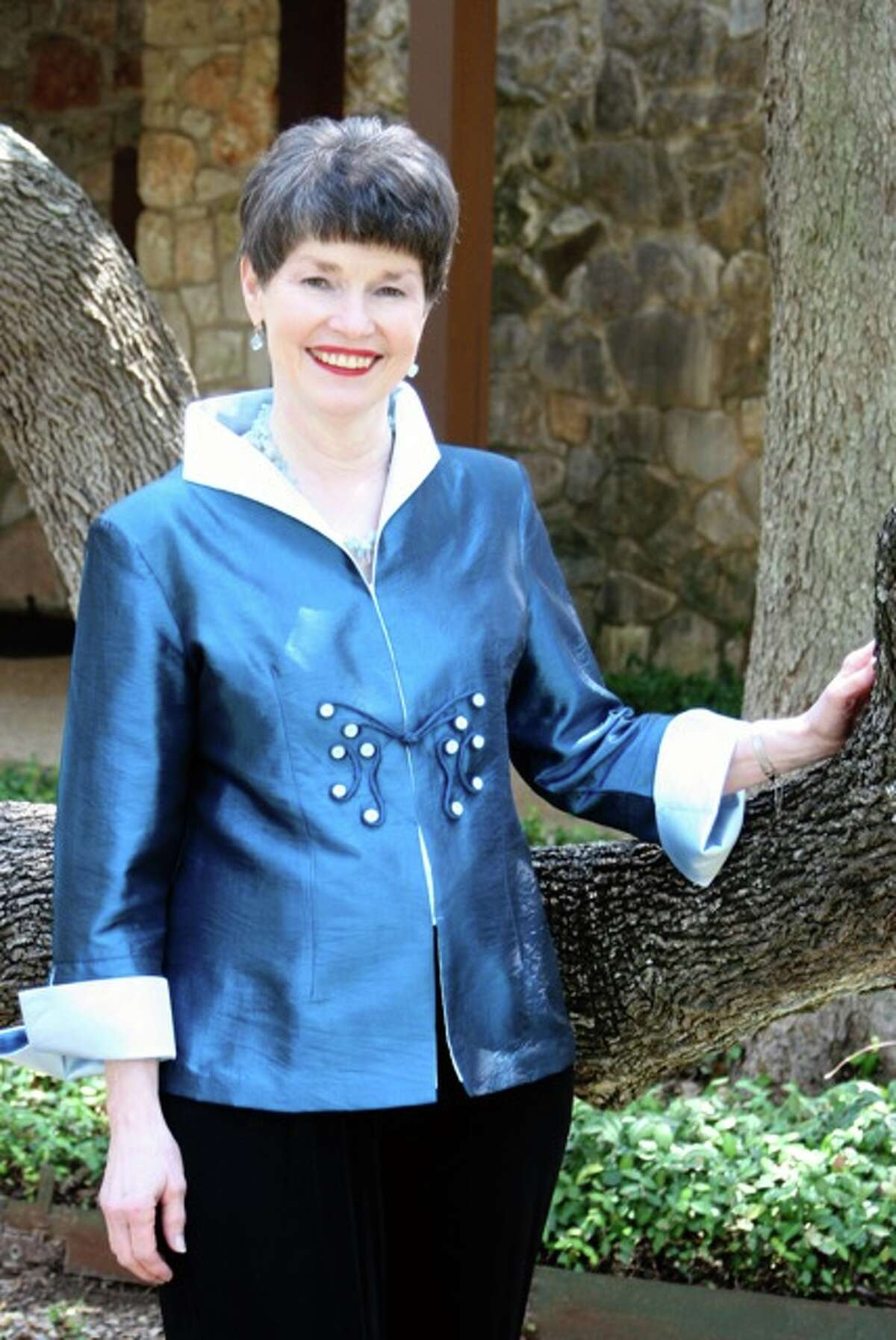 "Jane Kneupper Roach has a new book, ""Joy beyond Agony."""