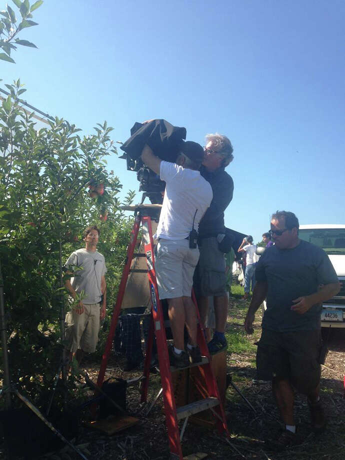 Greenwich-based Standard Directors, a live-action production company, shot six commercials for the State of Connecticut's tourism campaign. The newest commercials are set to air at the beginning of the summer tourism season next month. Photo: Contributed Photo / Greenwich Time Contributed