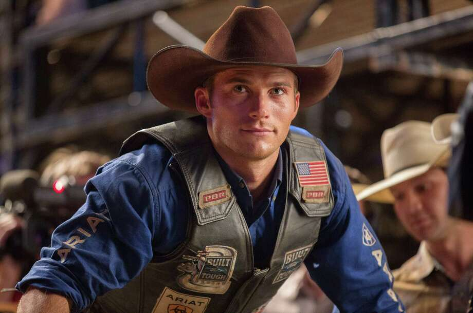 "Scott Eastwood portrays Luke, a former champion bull rider looking to make a comeback, in ""The Longest Ride."" Photo: Michael Tackett, HONS / 20th Century Fox"