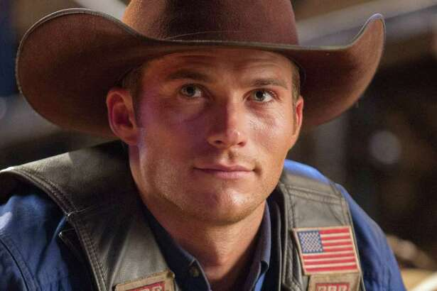 "Scott Eastwood portrays Luke, a former champion bull rider looking to make a comeback, in ""The Longest Ride."""