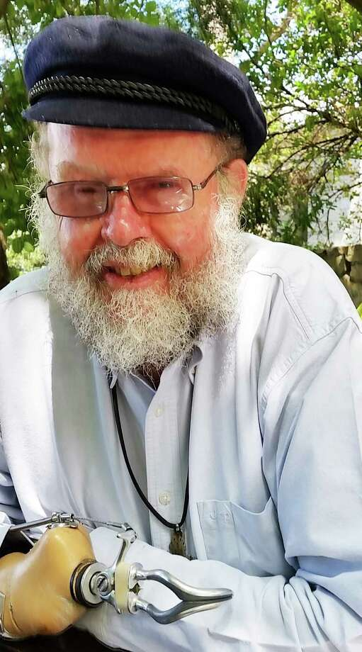 The Rev. Michael Lapsley, known as Father Michael, will  share his journey from victim to advocate, and his insights on spirituality and healing on April 21 at the Westport Arts Center. Photo: Contributed Photo / westport news