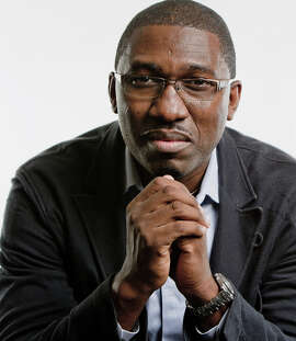 """Kwame Kwei-Armah said he was challenged by ACT Artistic Director Carey Perloff to make """"Let There Be Love"""" a better piece."""