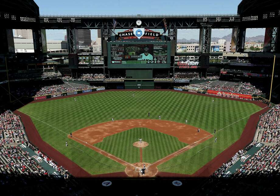Arizona Diamondbacks: Chase FieldSection 143 (left-center field)Average ticket price: $18Home runs to this section in 2015: 17Ballpark's catchable HRs in 2015: 97 Photo: Christian Petersen, Getty Images / 2014 Getty Images
