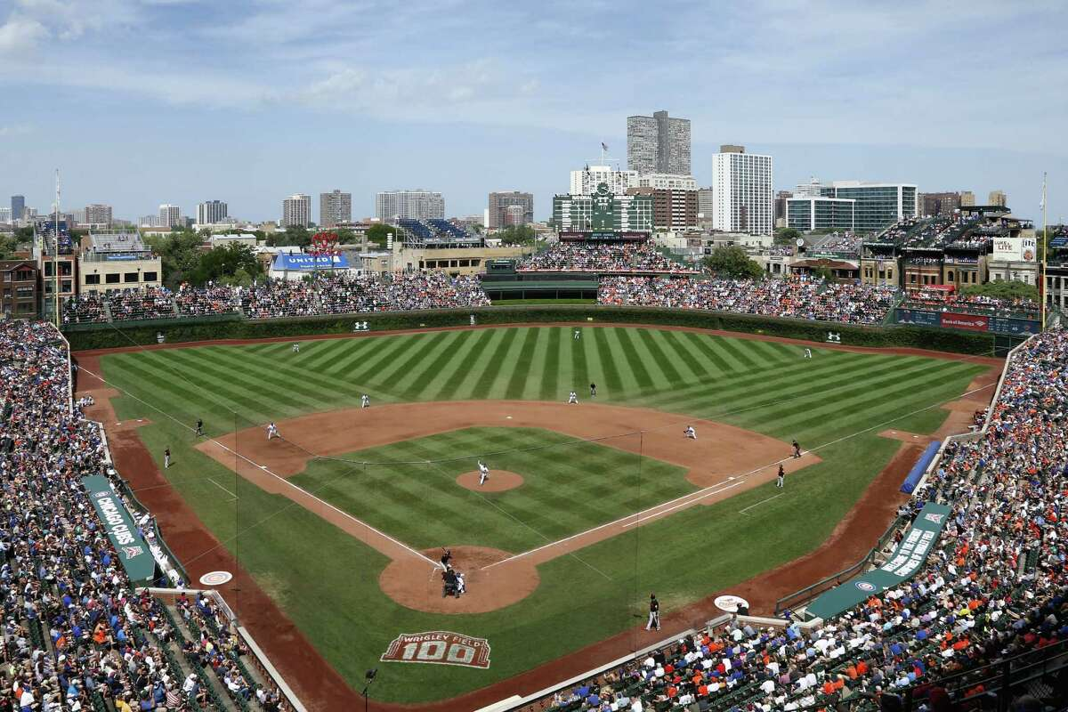 Wrigley Field, Chicago Cubs Average Cost of a Small Beer -- $7.75