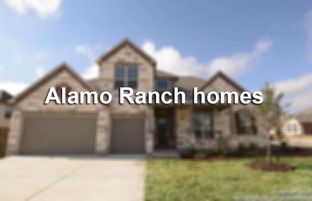 San Antonio's Alamo Ranch was ranked as the sixth best-selling neighborhood in U.S.