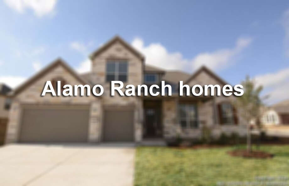 San Antonio's Alamo Ranch was ranked as the sixth best-selling neighborhood in U.S. Photo: Courtesy