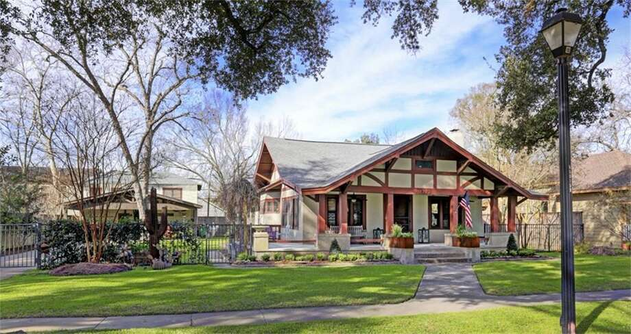 Click to see on-the-market houses in the Heights. Photo: Houston Association Of Realtors