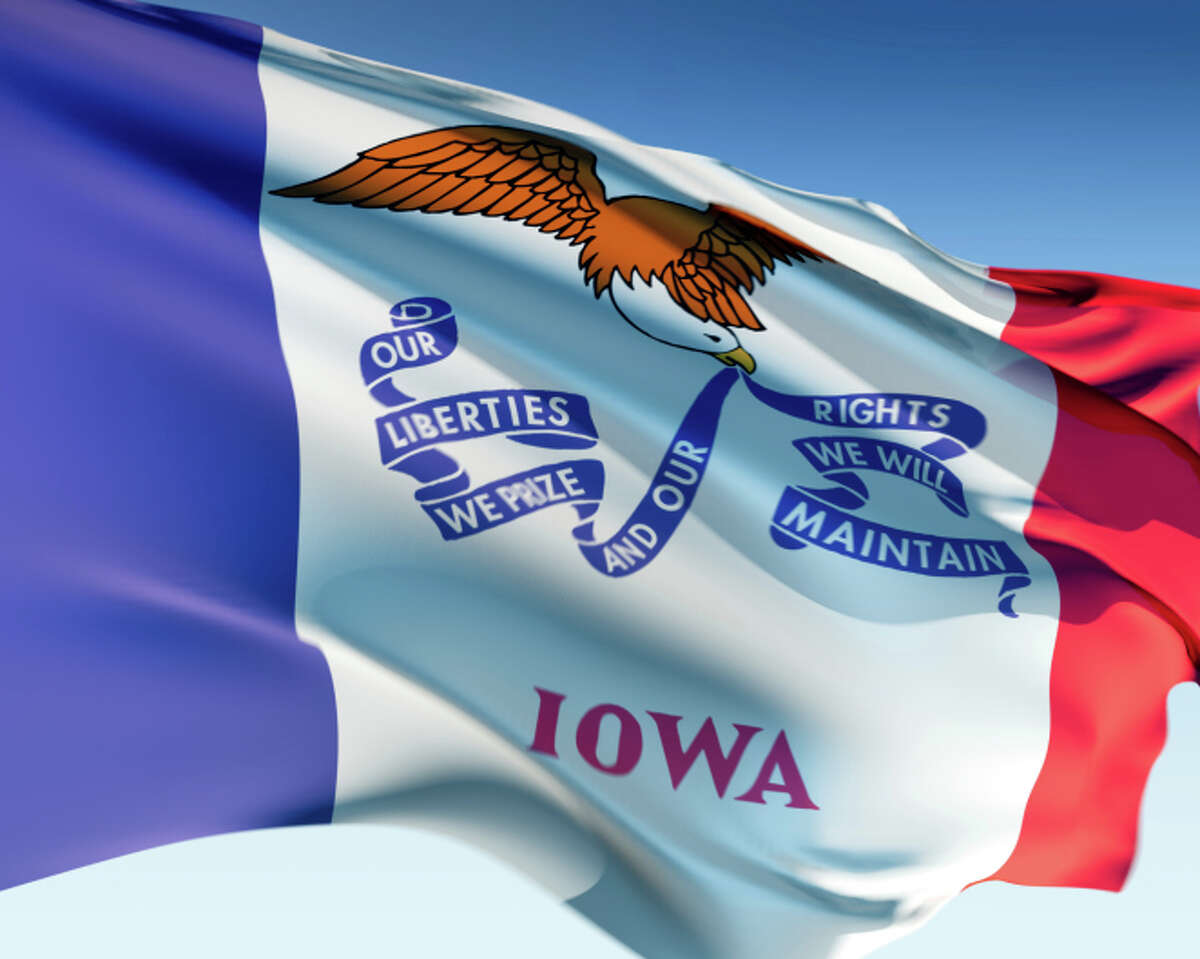 10. Iowa- Most affected states Source: WalletHub
