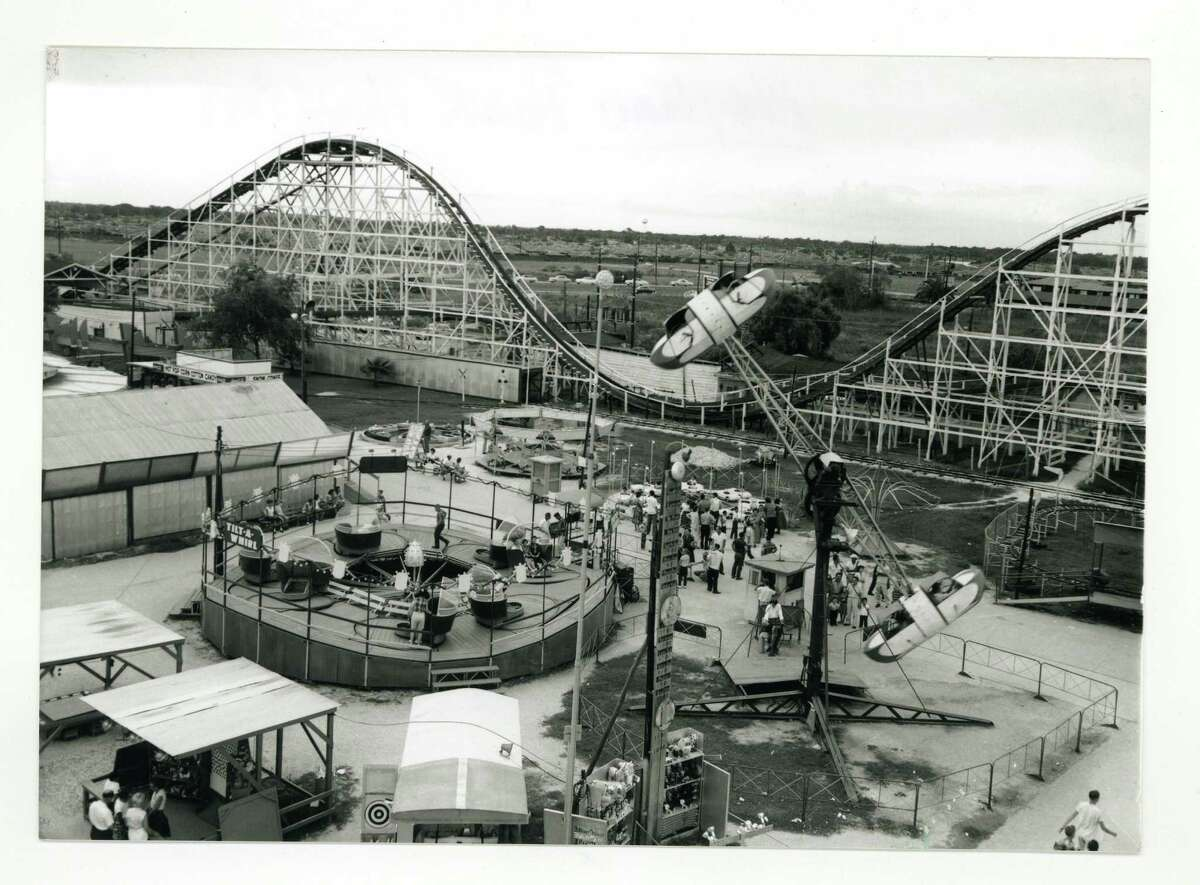 Remembering Playland Park And Other Old Houston And Texas Theme Parks Of Yesteryear