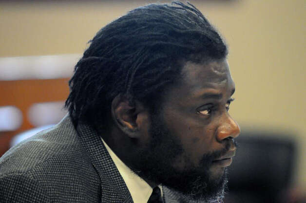 Herman Robinson appears for his trial in Schenectady County Court Thursday. (Michael P. Farrell/Times Union)