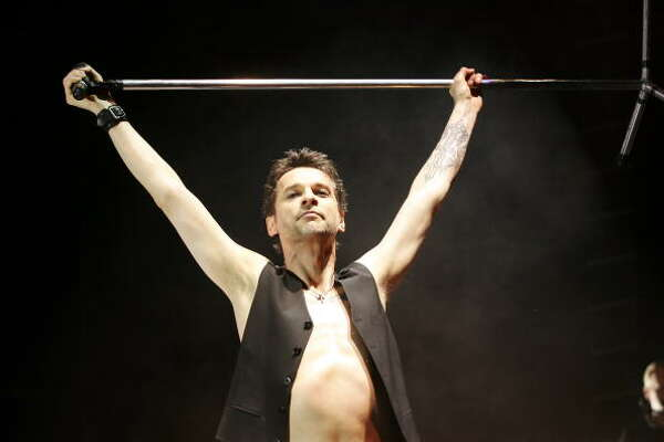 Dave Gahan of Depeche Mode (Photo by Jason Squires/WireImage)