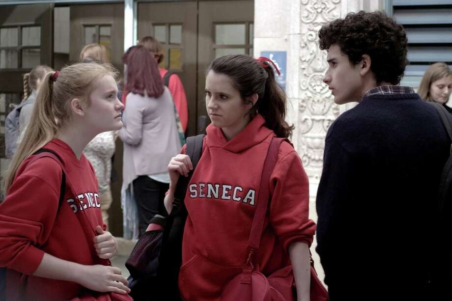 """In """"Quitters,"""" Ben Konigsberg plays Clark, a teenager struggling with relationships at home and at his high school in San Francisco. Photo: SFFF / ONLINE_YES"""