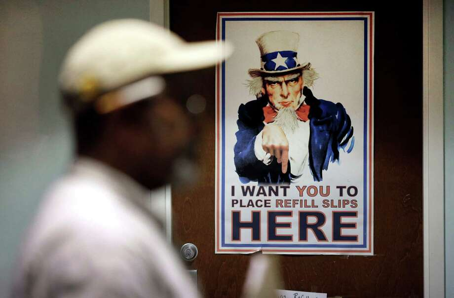 A majority of veterans in a 2015 survey reported that they received access to health care through the ACA and Medicare. Photo: Patrick Semansky, STF / AP