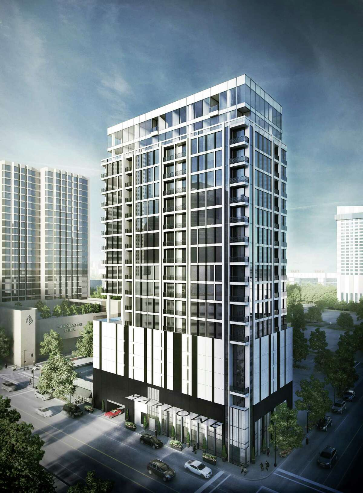 Marlowe is a 20-story condominium slated for a downtown site near the House of Blues.