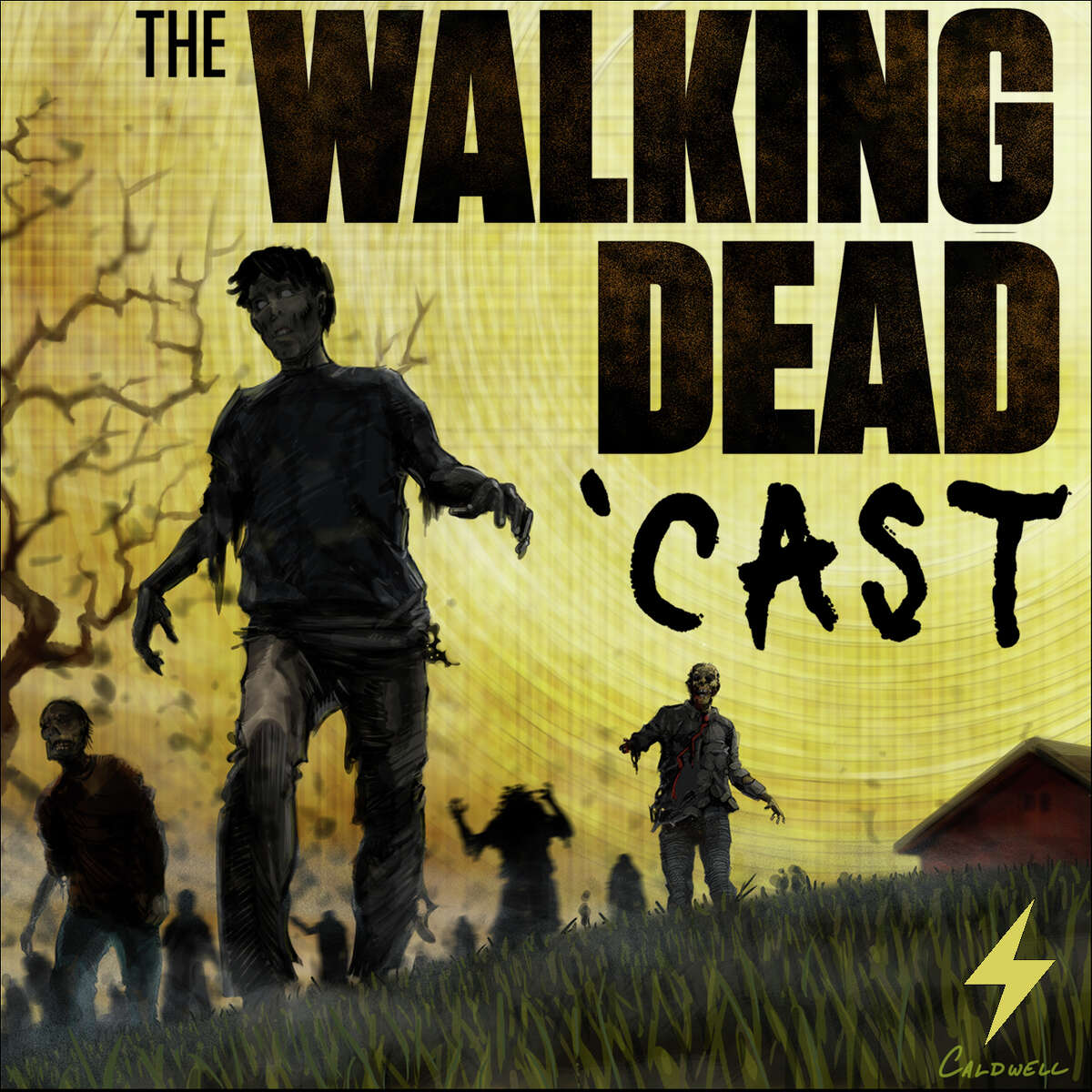 """For """"The Walking Deadcast,"""" superfans Jason Cabassi and Karen Koppett dig deep into the on-set stories behind the cult hit television show and regularly features exclusive interviews with its cast and creative talent. www.walkingdeadcast.com"""