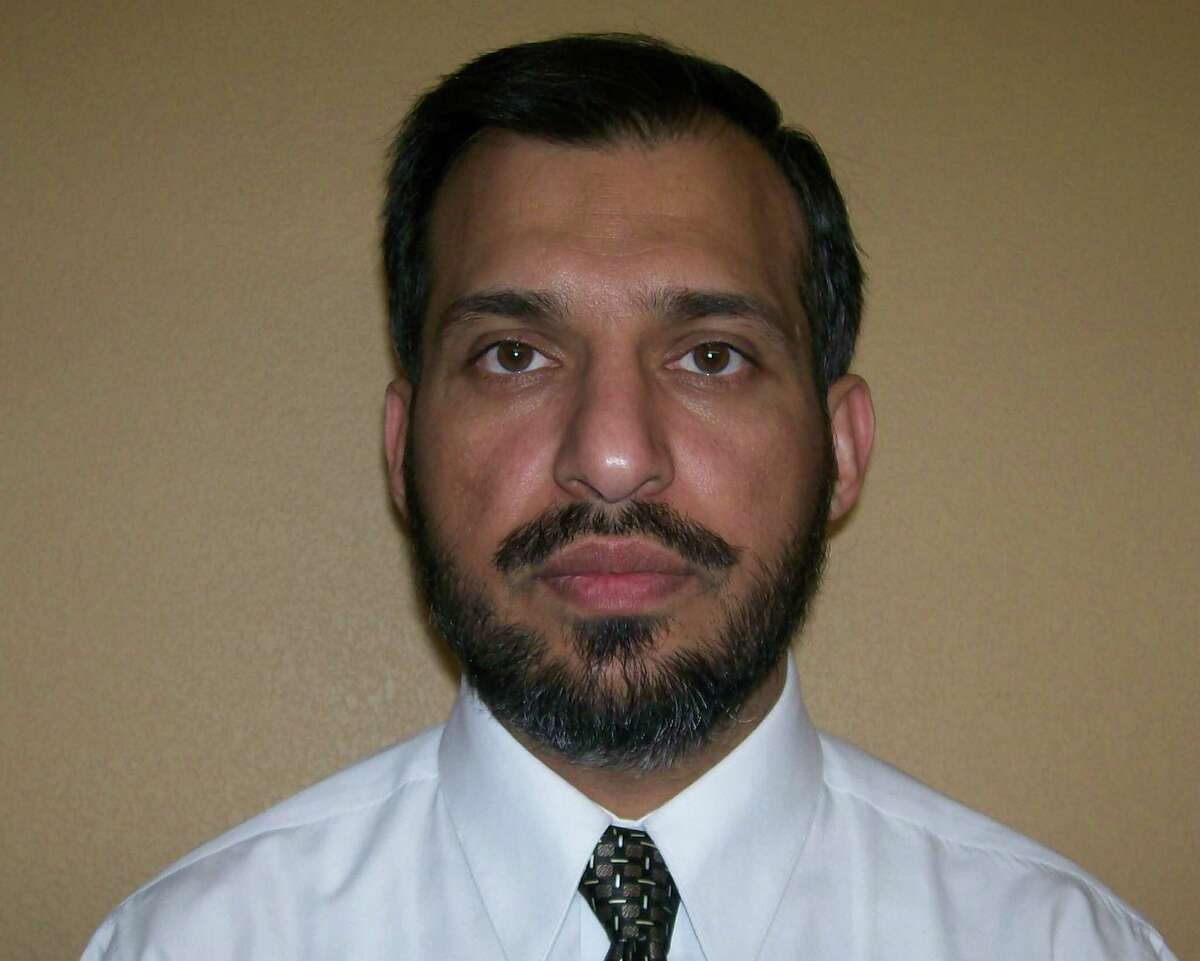 Dr. Abdul Qadir Brula of Guilderland, one of the local organizers of Saturday's ICNA conference in Albany.