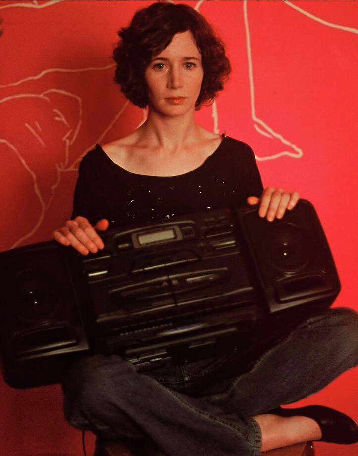 "Miranda July in ""Me And You and Everyone We Know."" Photo: An IFC Films Release / IFC 2005 / Chronicle"