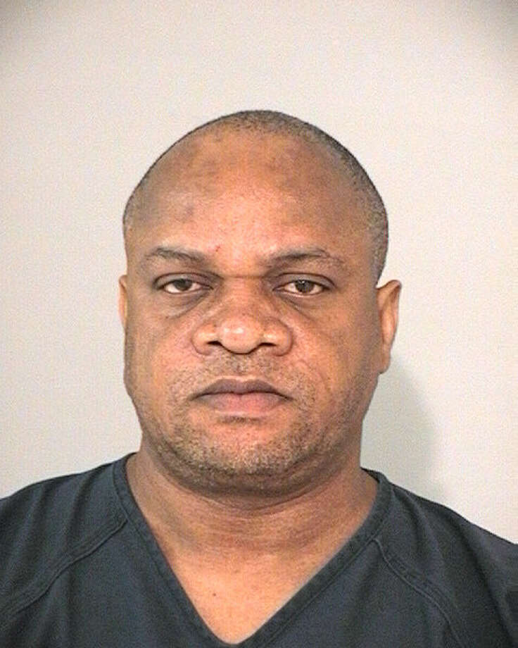 Osa Alohaneke, 56, faces a murder charge in the death of his fiancée in an incident that occurred Wednesday evening on Alametos Drive in the Mission Bend area. Photo: Fort Bend County Sheriff's Offic / Fort Bend County Sheriff's Offic