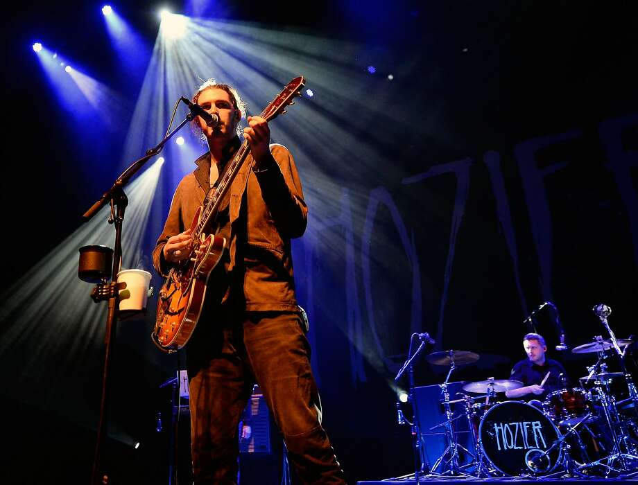 LAS VEGAS, NV - APRIL 09:  Recording artist Andrew Hozier-Byrne of Hozier performs at The Chelsea at The Cosmopolitan of Las Vegas on April 9, 2015 in Las Vegas, Nevada.  (Photo by Ethan Miller/Getty Images) Photo: Ethan Miller, Getty Images