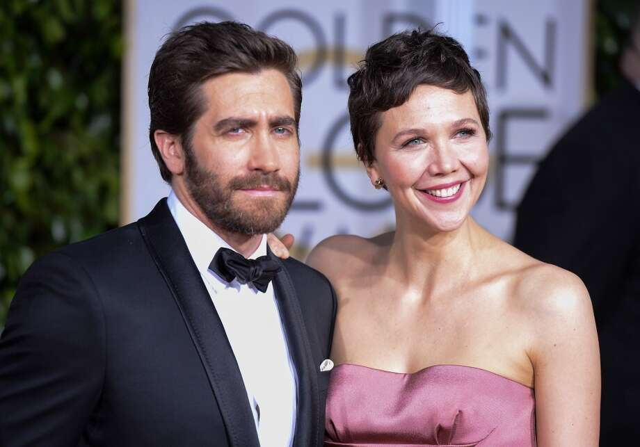 Famous: Jake Gyllenhaal. Famous for: 'Brokeback Mountain,' 'Jarhead.' Less famous: Maggie Gyllenhaal. Less famous for: 'Secretary,' 'The Dark Knight' Photo: George Pimentel, WireImage