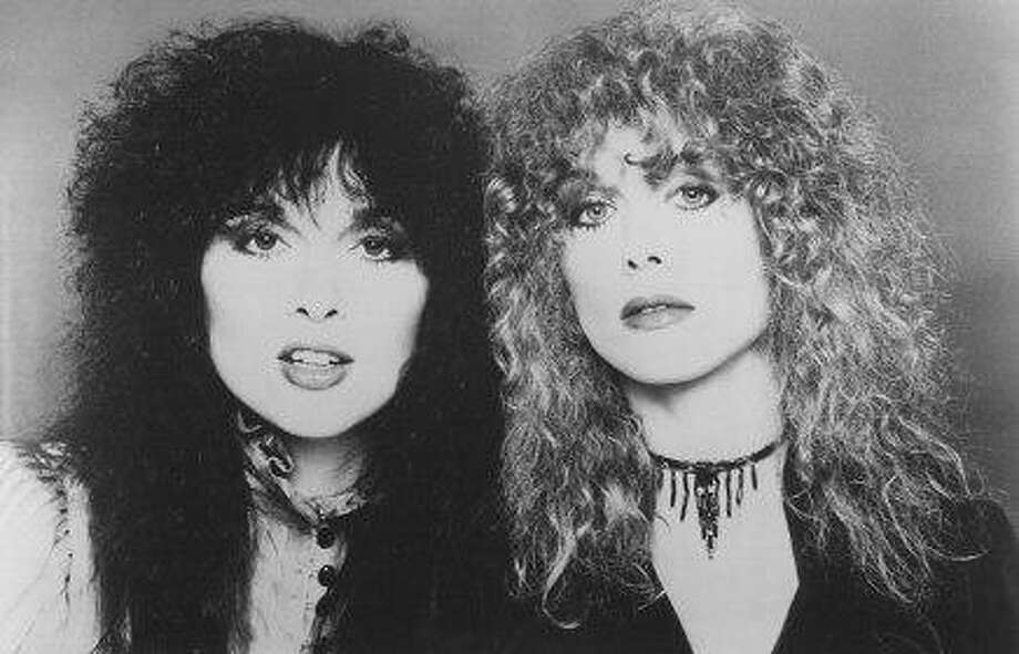 Is Heart more you style? There's a trove of stuff from Ann and Nancy Wilson. Photo: EMI