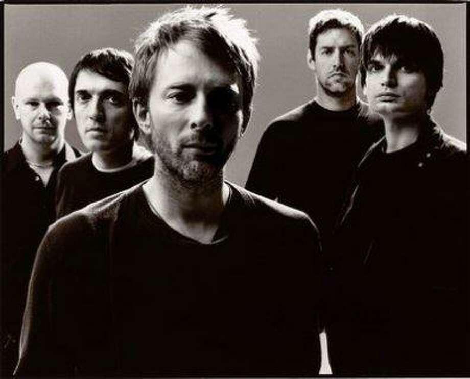 Radiohead Photo: EMI