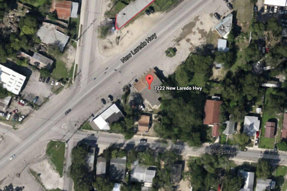 El Rinconcito de San Luis Mexican Restaurant: 7222 New Laredo Highway Date: 03/25/2019 Score: 78 Highlights: