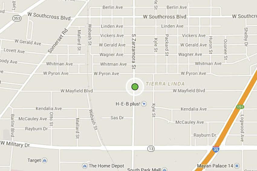 TAQUERIA JALISCO: 6632 SOUTH ZARZAMORA ST San Antonio , TX 78211 Date: 08/27/2015 Demerits: 14