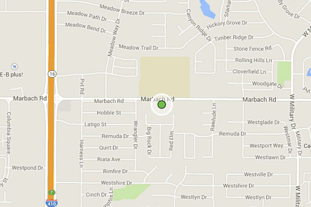 MUSTANG CAFE: 7708 MARBACH RD #1 San Antonio , TX 78227 Date: 04/06/2015 Demerits: 14