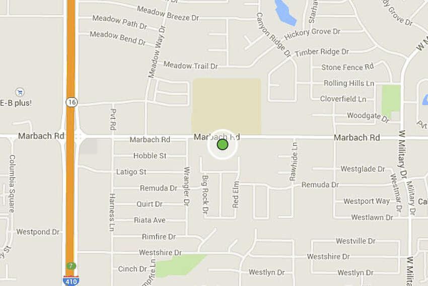 MUSTANG CAFE: 7708 MARBACH RD #1 San Antonio , TX 78227 Date: 04/06/2015 Demerits: 14