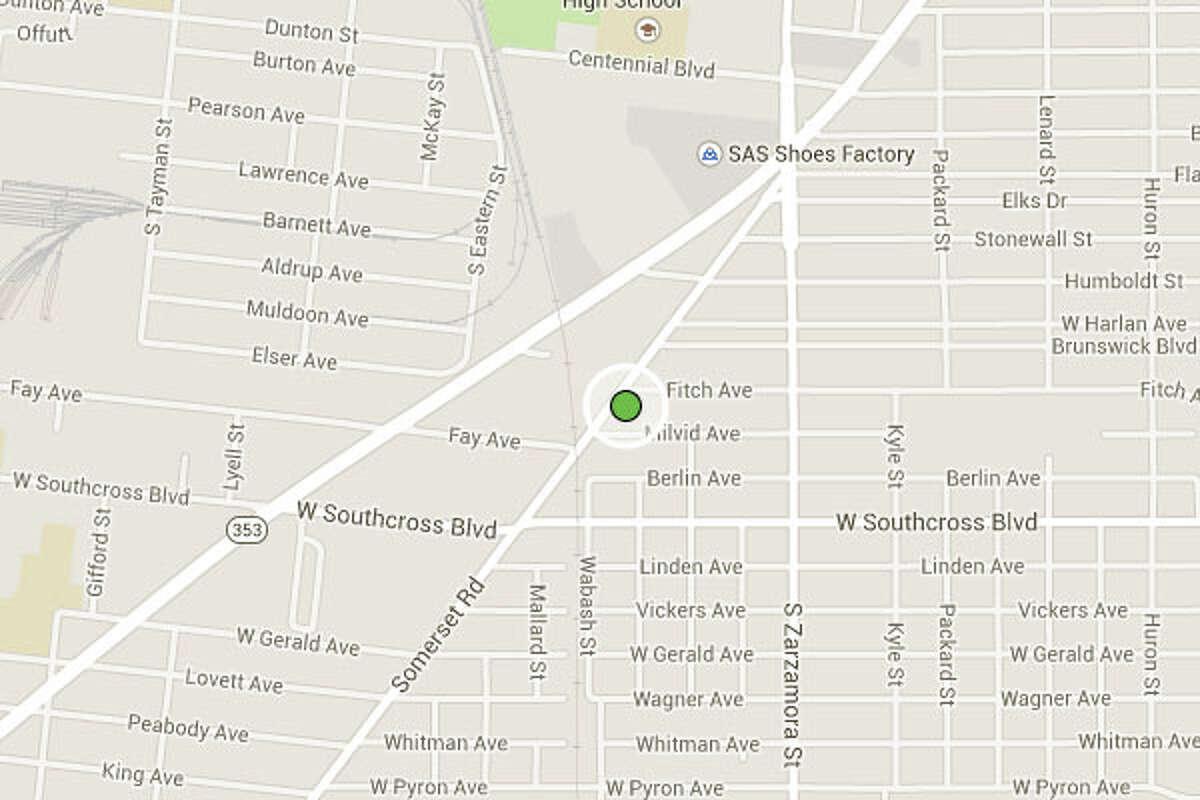 MATEHUALA CAFE: 508 SOMERSET RD San Antonio , TX 78211 Date: 09/03/2015 Demerits: 14