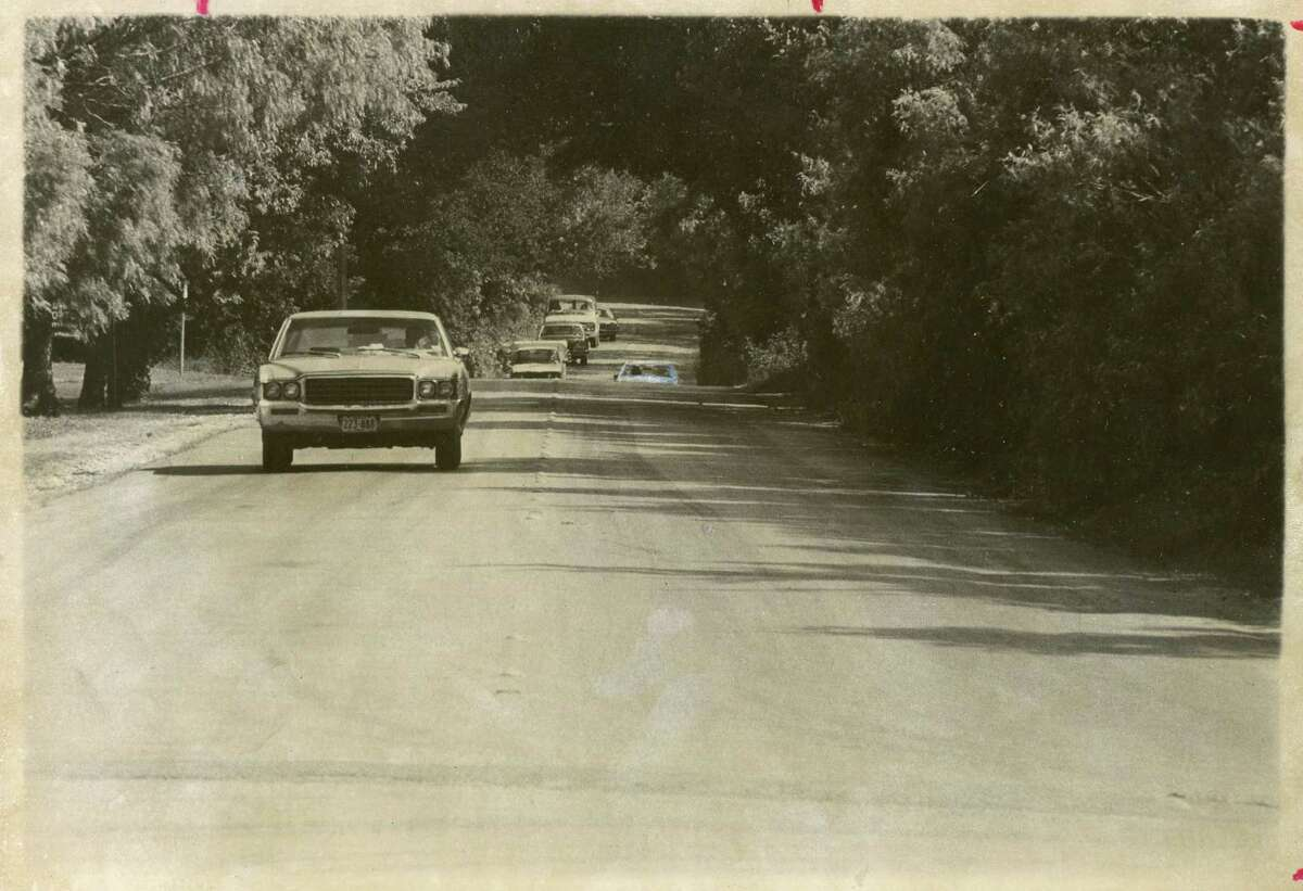 Olmos Creek 1978