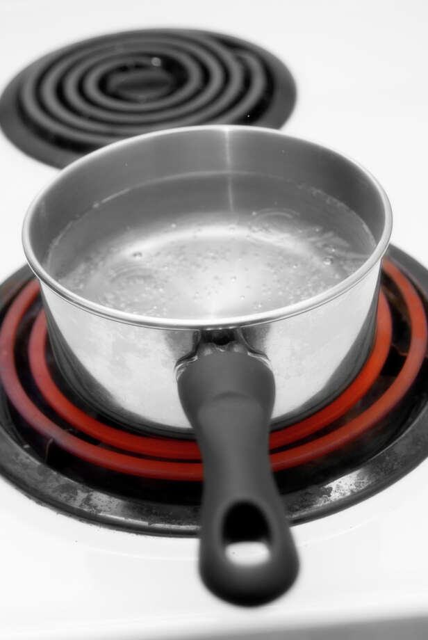 Pot of boiling water Photo: Marlene Ford, Getty Images / Flickr RF
