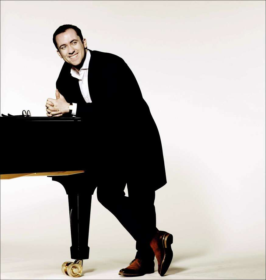 Pianist Igor Levit Photo: SF Symphony / San Francisco Symphony / ONLINE_YES
