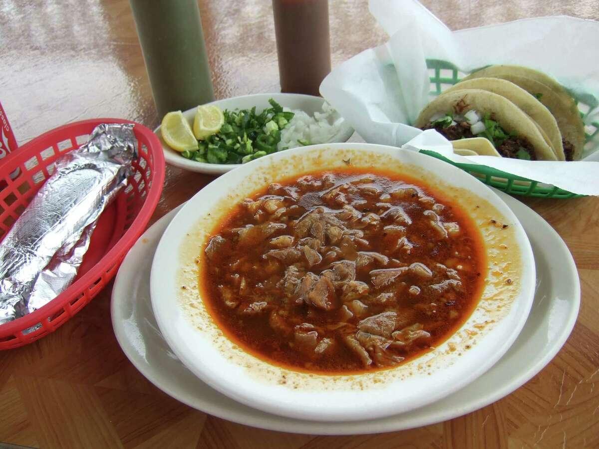 Menudo and Tacos.