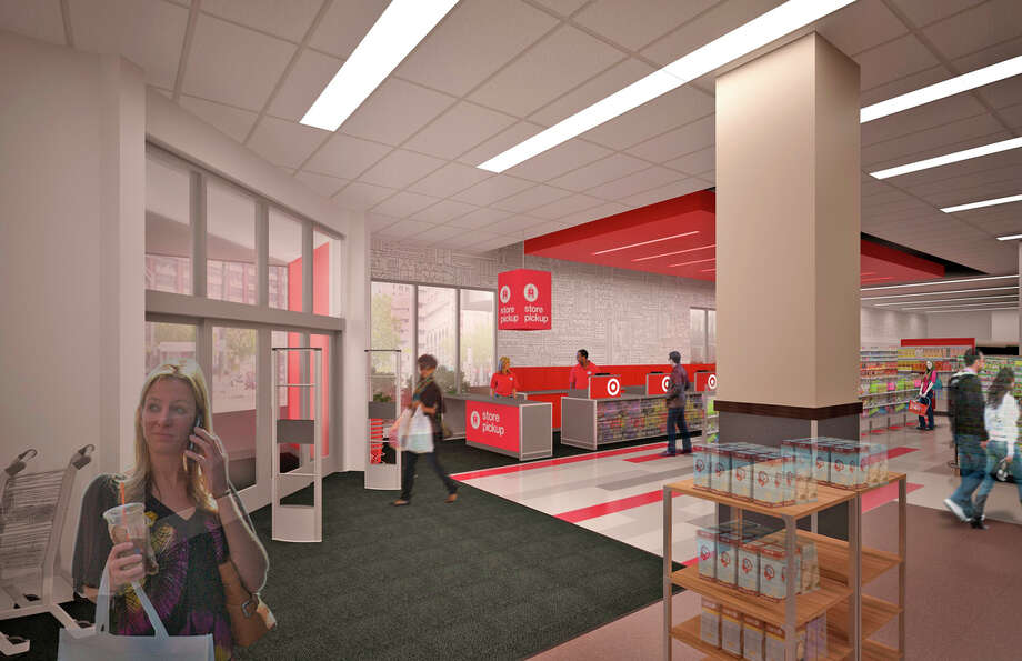 A 17,000-square-foot TargetExpress store, seen in these artist's renderings, will open in October on Ocean Avenue in San Francisco. Photo: Target Corporation / ONLINE_YES