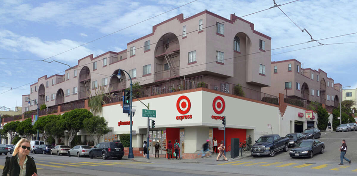 Target is planning to open a 17,000-square-foot TargetExpress store in October on Ocean Avenue in San Francisco.